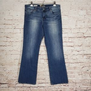 Kut from the Cloth Farrah Jeans Size 12